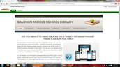 Congratulations on Starting Your New Library Webpage!