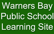 Warners Bay PS Learning Site