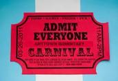Carnival Carnival - April 23
