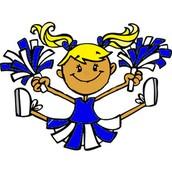 NBR Cheerleaders Needed