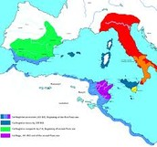 What were the punic wars?
