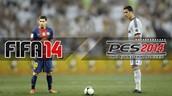 Fifa 14 - PES 2014