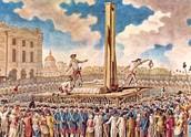 Known as regimen del terror 1793