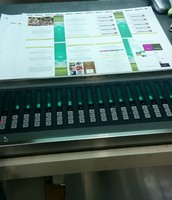 Printer Control Panel