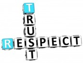 TRUST AND RESPECT