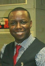 Cedric Delbridge, HCS College Counselor