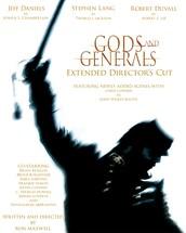 Gods and Generals Film Analysis