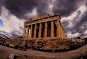 Athen's Parthenon