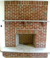 Fire place bricks