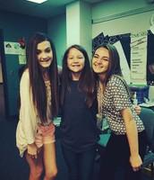 Addi, Sydnei and I