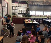 Mrs. Kim in First Grade