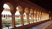 El Monasterio de Silos, Santo Domingo