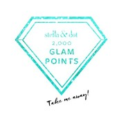 2000+ POINTS FOR GLAM GETAWAY PRIZES