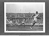 Jesse Owens during the world war