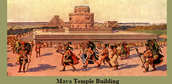 The Mayas helped invent things that we do and use in are everyday life