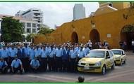 capacitación de taxistas