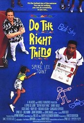 Do The Right Thing: African American Studies Program Film Series