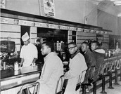 The 4 Men That Protested In Woolworth