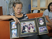 A family that was on MH370