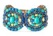 Sardinia Bracelet, Blue
