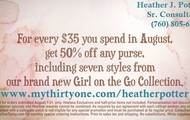 August Customer Special