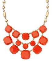 Olivia Bib Necklace