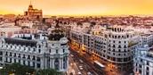 Spain's Capital city