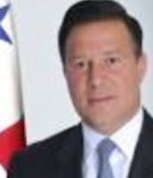 Who is the president of Panama?