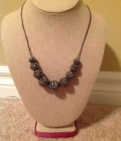 Hematite necklace from Cleo