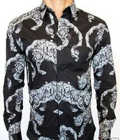 Vasace collection mens button down