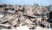 Bangladesh factory collapse kills at least 160
