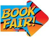 Book Fair Last Day!