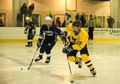 Varsity Hockey at the Kevin Bell Ice Arena