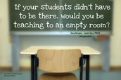 I am a Teacher; Yesterday, today, tomorrow, always!