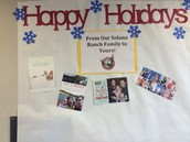 Bring in your Holiday Cards