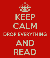 Drop Everything & Read!