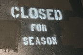 Manorlu will Close for the Season on Labor Day 2014