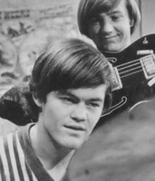 Peter Tork and Micky Dolenz