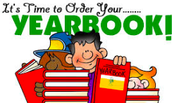 Yearbook Sales Extended through April 15th!