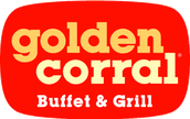 A golden buffet