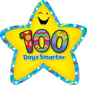 Valentine's Day and 100th Day