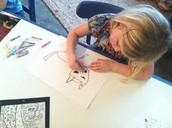 Study Creativity And Capabilities In Drawing From Art Class Classes Santa Monica