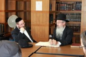 Faivish Pewzner How to Find a Rabbi On Your Interfaith Wedding event