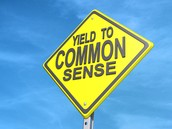 GE Life Principle -Common Sense