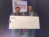 Shaqir Hussyin & Bazi Hassan HBS Meeting UK 2014