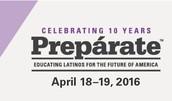 Mr. Art Lopez (SUH) -@ College Board's Preparáte Latino Conference-