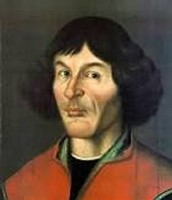 This is Nicolas Copernicus