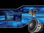 Car Audio Electronics