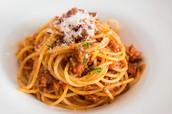Heerlijke Italiaanse gerechten!