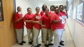 Our Wonderful Cafeteria Staff